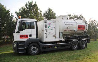 Kolb Vac Truck 6000-80